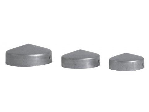 Metalowe daszki kute okrągłe