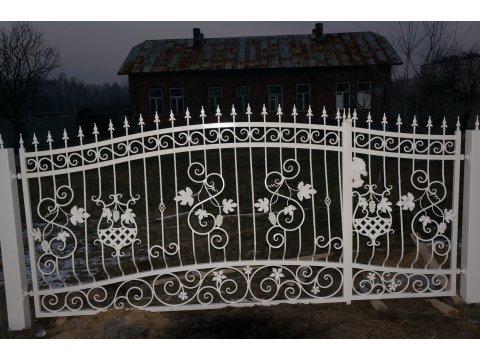 Brama Kuta Uchylna Model BU81