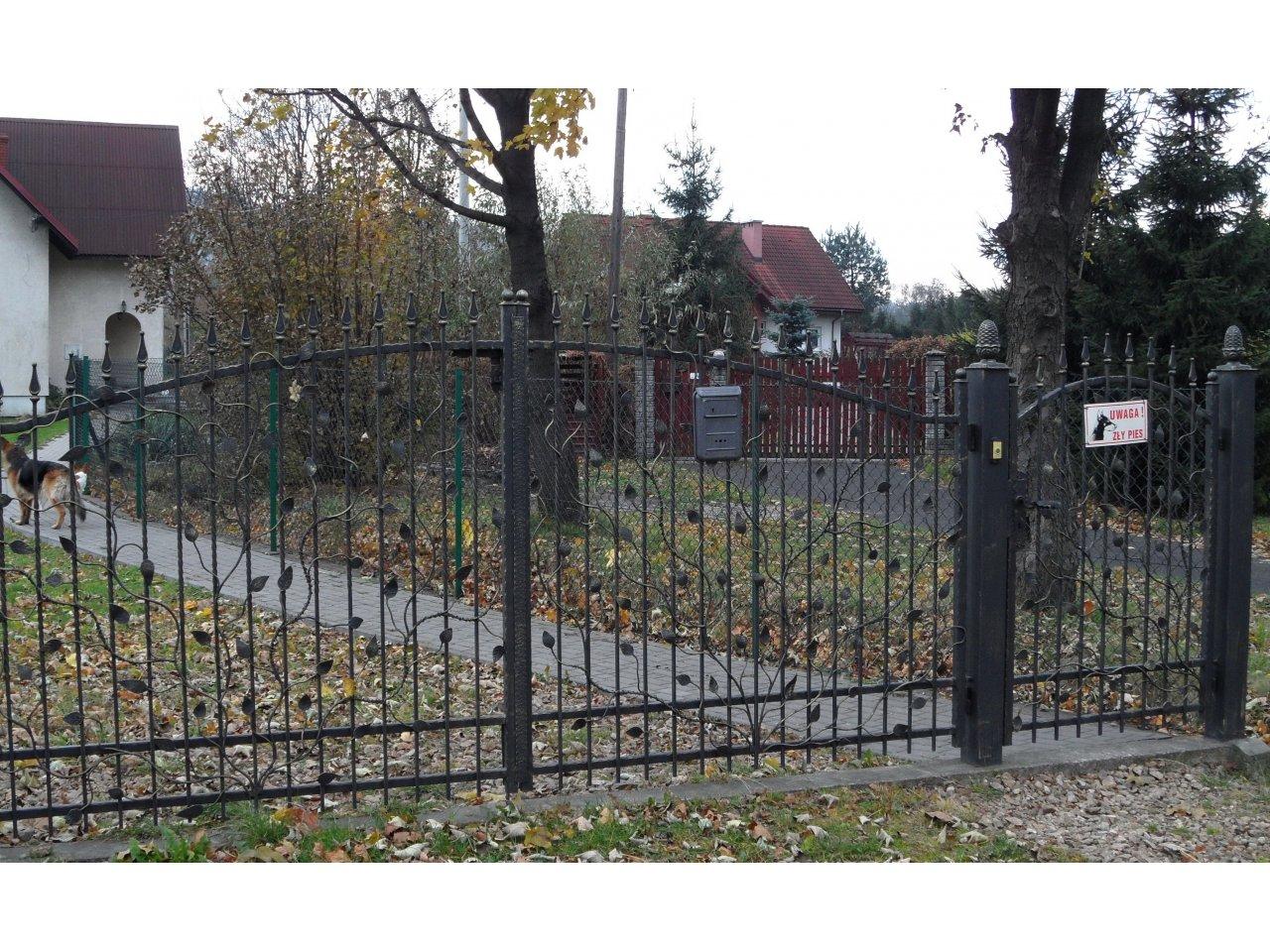 Brama Kuta Uchylna Model BU90