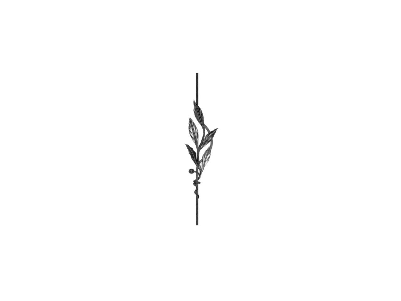 Tralka Prosta Ozdobna 07.313.01