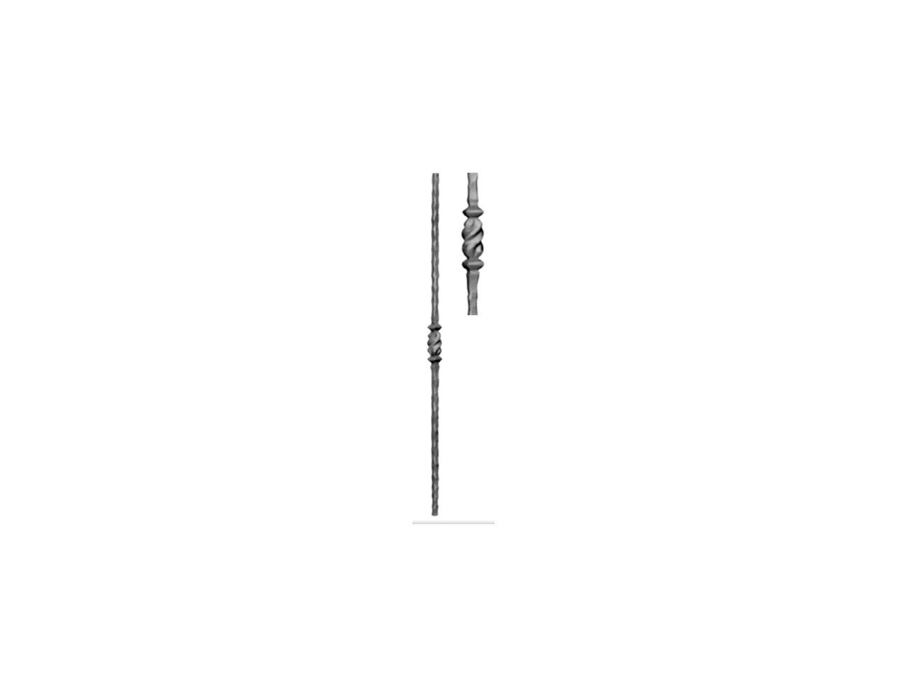 Tralka Prosta Ozdobna 111.033 1000mm