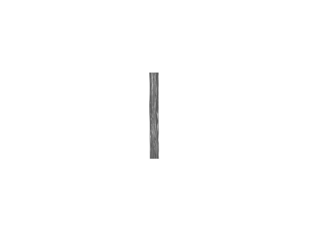 Płaskownik stalowy 12.196.16 3000mm