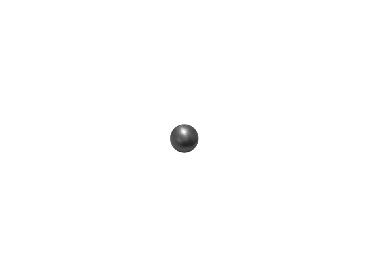 Stalowa kula z otworem fi 70mm