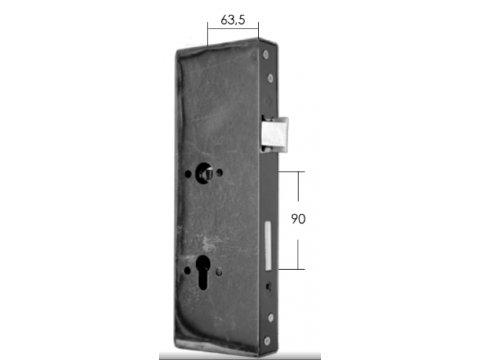 Kaseta stalowa Model 15.640