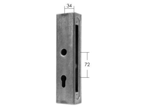 Kaseta stalowa Model 15.640.01