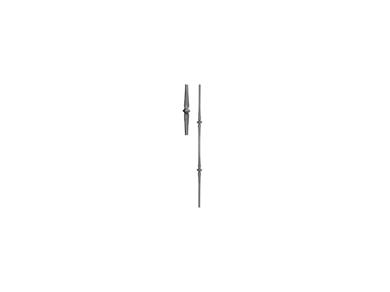 Tralka Prosta Ozdobna 09.510 950mm