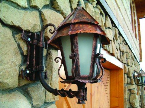 Kinkiet kuty latarnia LK17