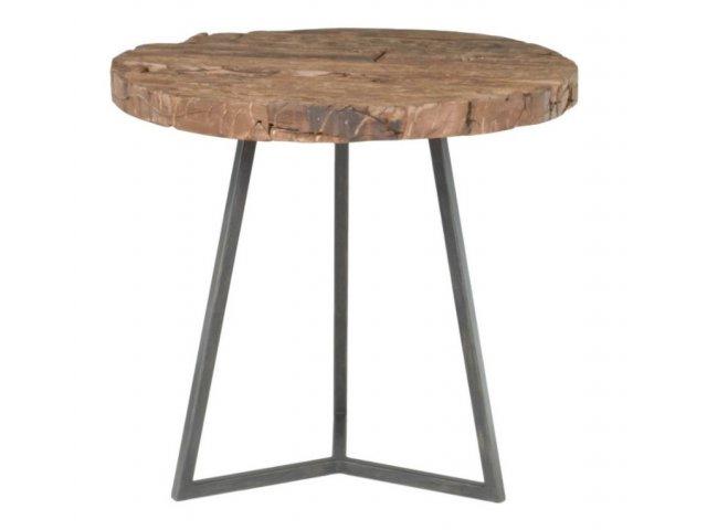 Minimalistyczny stół kuty S003