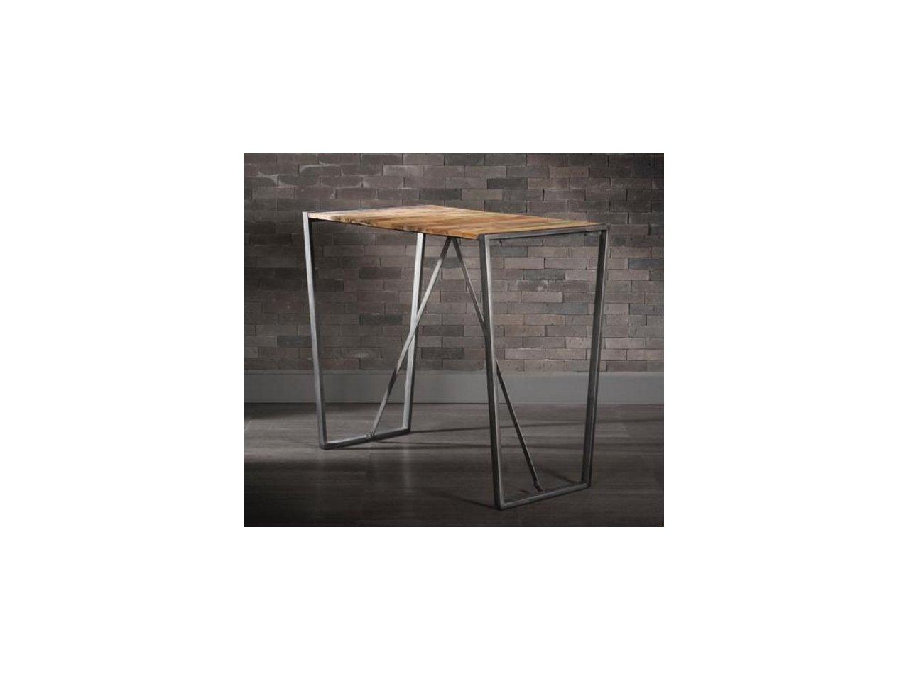 Rustykalny stół barowy
