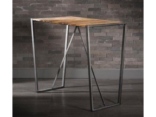 Rustykalny stół barowy S009