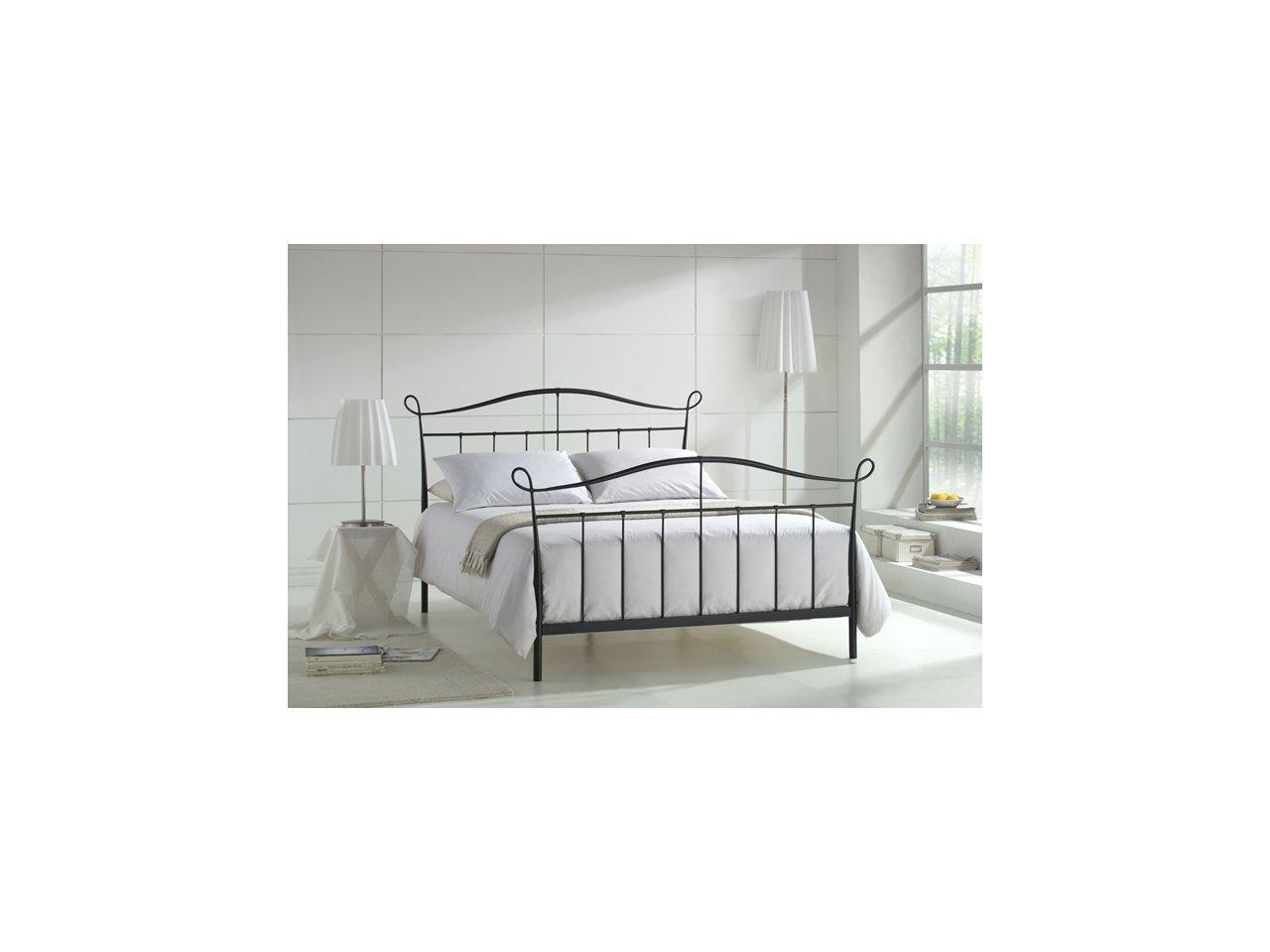 Metalowe łóżko kute model MK03