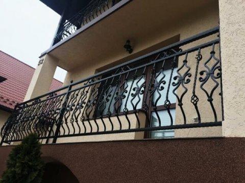 Balustrada kuta zewnętrzna BKZ55