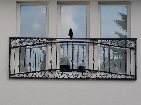 Balustrada kuta BKZ 0019