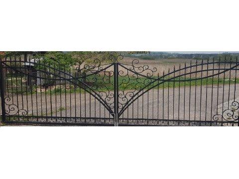 Brama Kuta Uchylna BU96