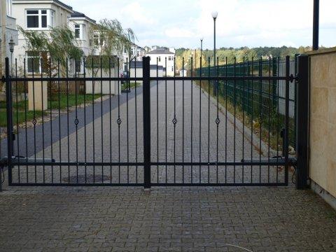Brama Kuta Uchylna BU36