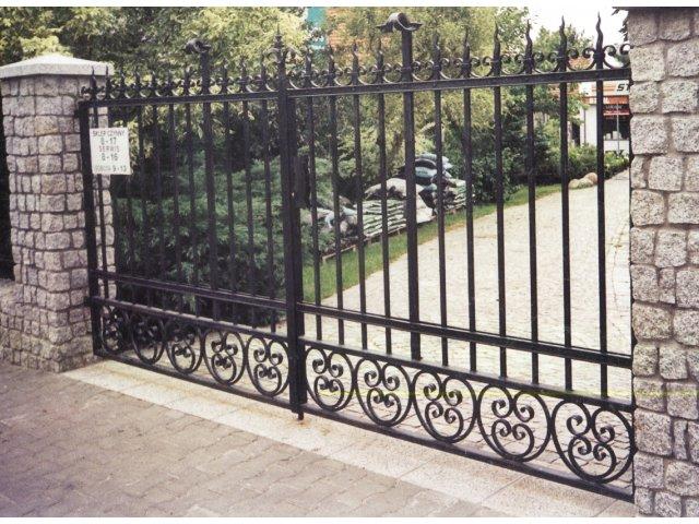 Brama Kuta Uchylna BU54