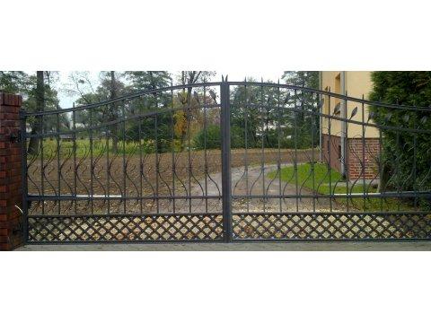 Brama Kuta Uchylna BU59