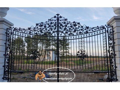 Brama Kuta Uchylna BU98