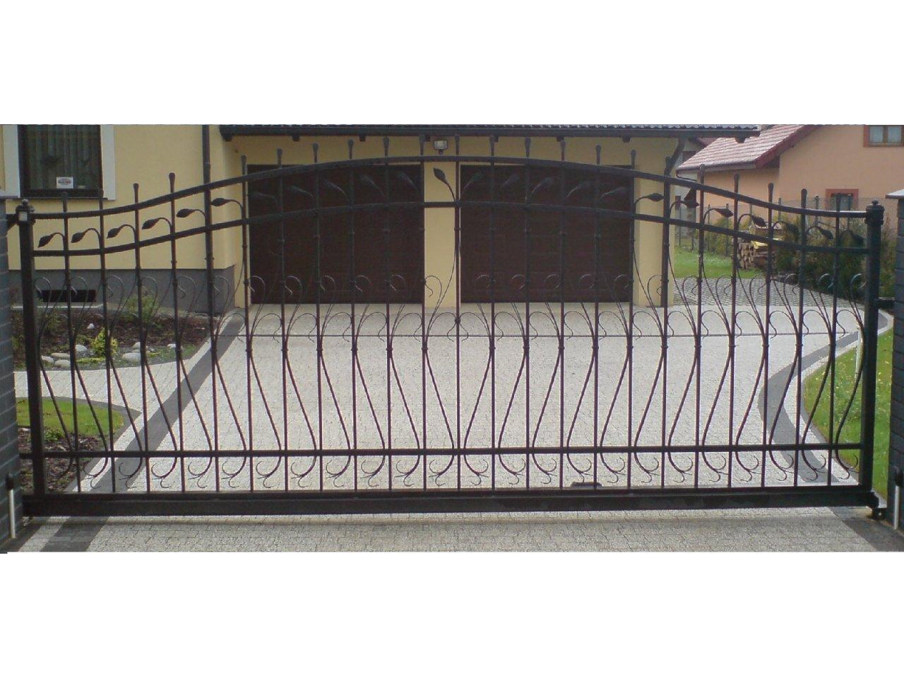 Brama Kuta Uchylna BU99
