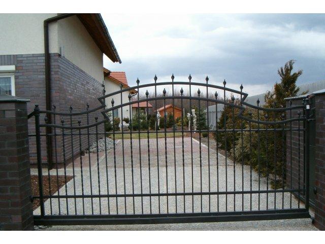 Brama Kuta Uchylna BK103