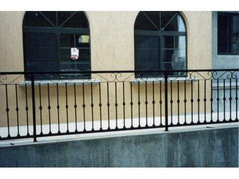 Balustrada kuta zewnętrzna BKZ64