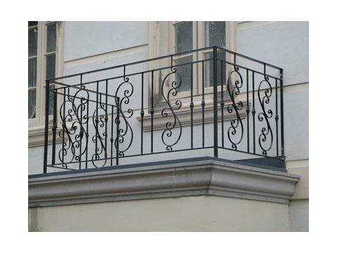 Balustrada kuta zewnętrzna BKZ69
