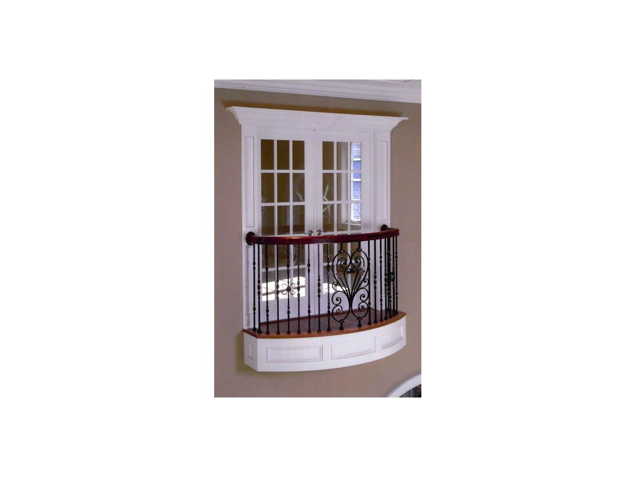 Balustrada kuta zewnętrzna BKZ70