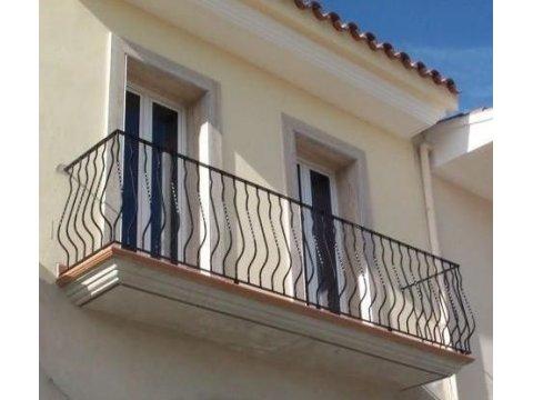 Balustrada kuta zewnętrzna BKZ72