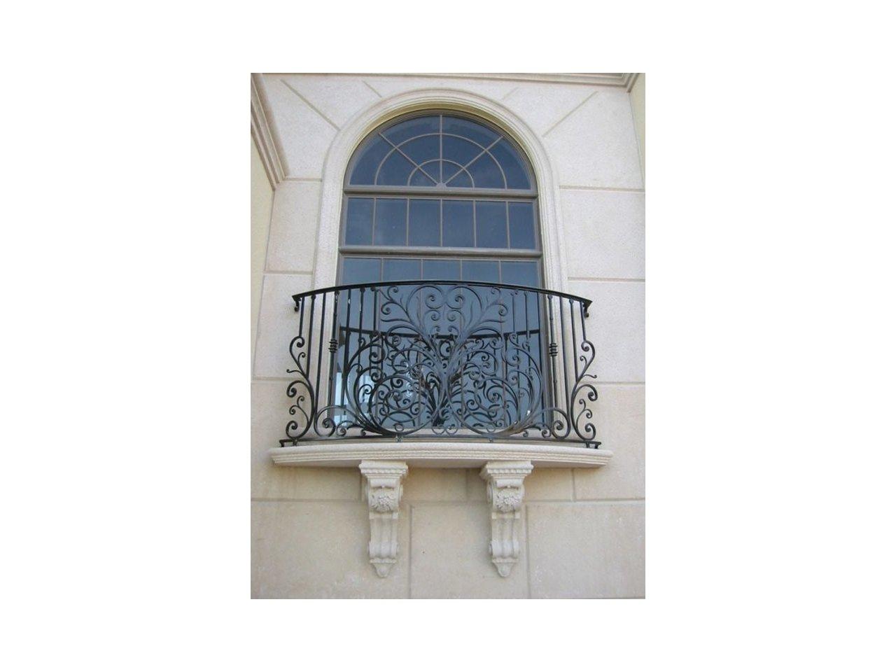 Balustrada kuta zewnętrzna BKZ73