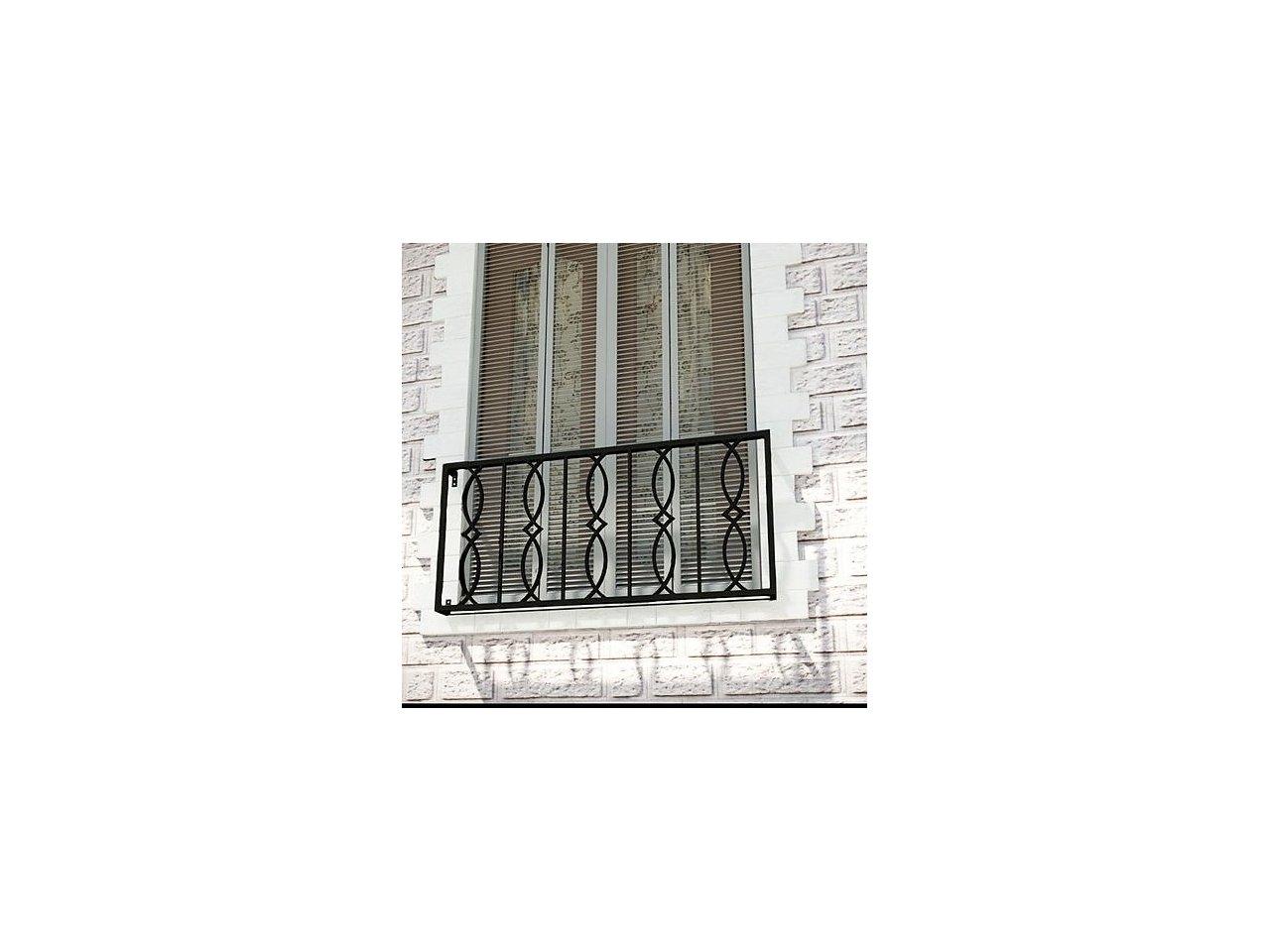 Balustrada kuta zewnętrzna BKZ76