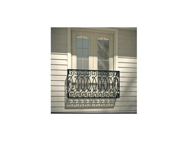 Balustrada kuta zewnętrzna BKZ77