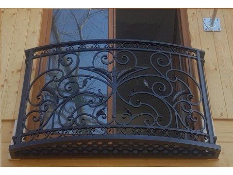 Balustrada kuta zewnętrzna BKZ63