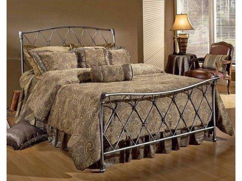 Metalowe łóżko kute MK04