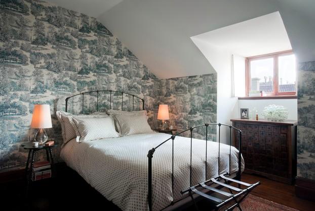 Metalowe łóżko Kute Model Mk01